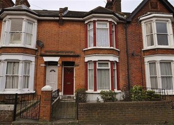 Thumbnail 3 bed terraced house for sale in Godinton Road, Ashford