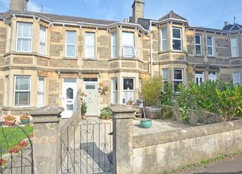 Thumbnail 3 bed terraced house for sale in Oldfield Road, Bath