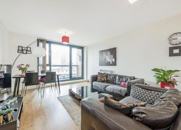 Thumbnail 2 bed flat for sale in Hallsville Road, London