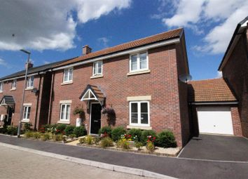 Thumbnail 4 bed detached house for sale in Kilby Crescent, Swindon