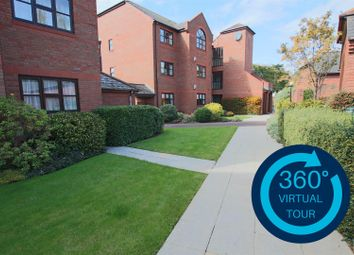 Thumbnail 3 bed flat for sale in Old Mill Close, St Leonards, Exeter