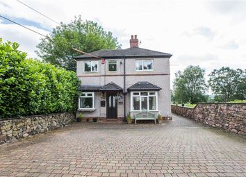 Thumbnail 4 bed detached house for sale in Mollatts Wood Road, Leek