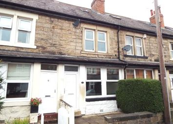 Thumbnail 3 bed terraced house for sale in Hookstone Avenue, Harrogate, North Yorkshire