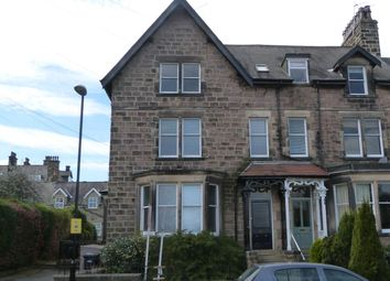 Thumbnail 2 bed flat to rent in Hollins Road, Harrogate