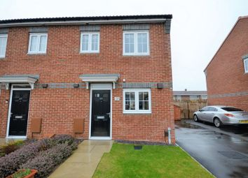 Thumbnail 2 bed semi-detached house for sale in 59 Westfields, Hartlepool