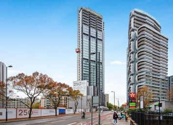 Thumbnail 2 bed flat for sale in Carrara Tower, 250 City Road, Old Street, London