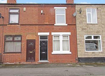 Thumbnail 2 bed terraced house for sale in Bennett Street, Long Eaton, Long Eaton