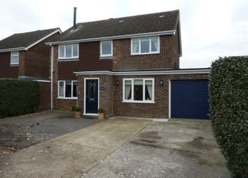 Thumbnail 4 bed detached house for sale in Weavers Close, Staplehurst, Tonbridge, Kent