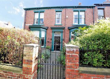 Thumbnail 4 bed end terrace house for sale in Thornhill Gardens, Ashbrooke, Sunderland