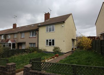 Thumbnail 2 bed end terrace house for sale in Garnett Place, Downend
