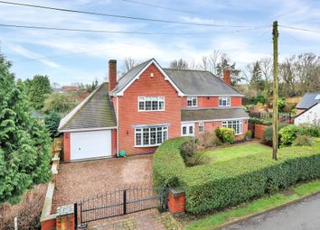 Thumbnail 4 bed detached house for sale in Six Hills Road, Ragdale, Melton Mowbray