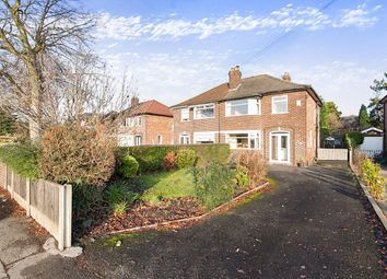 Thumbnail 3 bed semi-detached house for sale in Stockport Road, Timperley, Altrincham