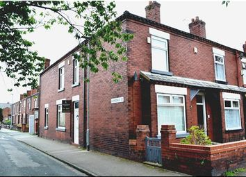 Thumbnail 3 bed end terrace house for sale in Langdale Street, Leigh