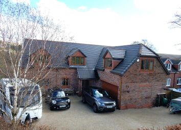 Thumbnail 4 bed detached house for sale in Broadhead Road, Turton, Bolton