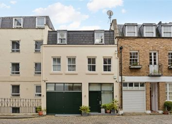 Thumbnail 3 bed mews house to rent in Craven Hill Mews, London