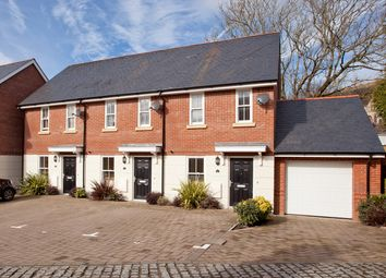 Thumbnail 2 bedroom end terrace house for sale in Chalice Close, Ashley Cross, Poole