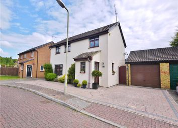 Thumbnail 4 bed detached house for sale in Abenberg Way, Hutton, Brentwood, Essex