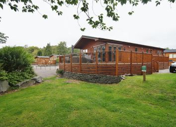 Thumbnail 3 bed mobile/park home for sale in Whitecross Bay, Ambleside Road, Windermere