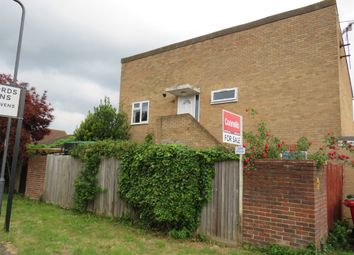 Thumbnail 1 bed maisonette for sale in Rochfords Gardens, Slough
