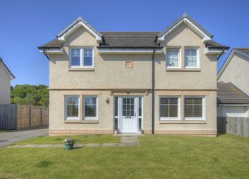 Thumbnail 4 bed detached house for sale in First Field Avenue, North Kessock, Inverness
