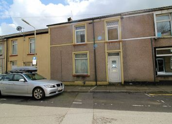 Thumbnail 3 bed terraced house for sale in Bridge Street, Treforest, Pontypridd