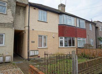 Thumbnail 2 bed maisonette for sale in St. Marks Avenue, Northfleet, Gravesend