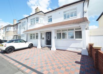 Thumbnail 6 bed end terrace house for sale in Leyswood Drive, Ilford