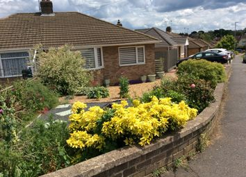Thumbnail 2 bedroom semi-detached bungalow for sale in Harvey Road, Wellingborough