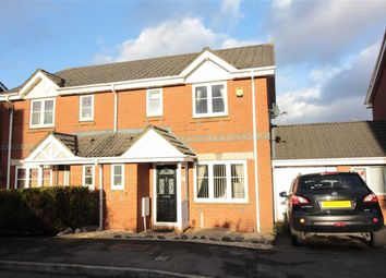 Thumbnail 3 bed semi-detached house for sale in Emet Lane, Emersons Green, Bristol