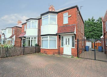 Thumbnail 3 bed terraced house for sale in Sunbeam Road, Hull