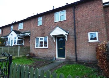 Thumbnail 2 bed terraced house for sale in Sherbourne Road, Macclesfield, Cheshire