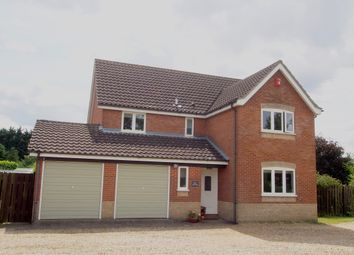 Thumbnail 4 bedroom detached house to rent in Norwich Road, Besthorpe, Attleborough, Norfolk