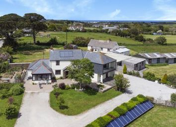 Thumbnail 4 bed detached house for sale in St. Agnes, Cornwall
