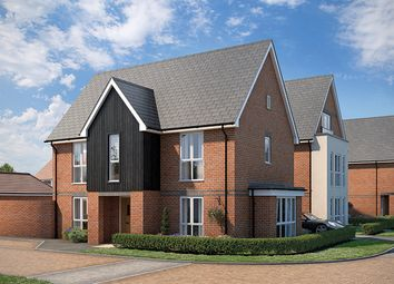 "3 bed property for sale in ""The Carisbrooke"" at Biggs Lane, Arborfield, Reading RG2"