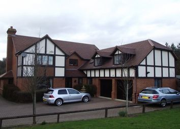 Thumbnail 5 bed property to rent in Redland Drive, Loughton, Milton Keynes