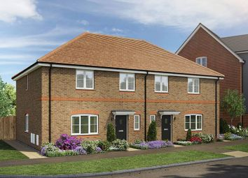 """Thumbnail 3 bed semi-detached house for sale in """"The Oving"""" at Sheerwater Way, Chichester"""