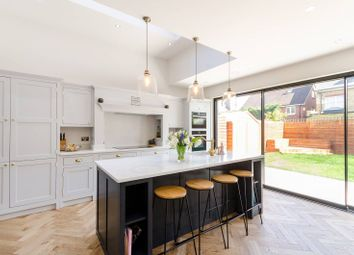 Thumbnail 5 bedroom detached house for sale in Savile Close, Surbiton