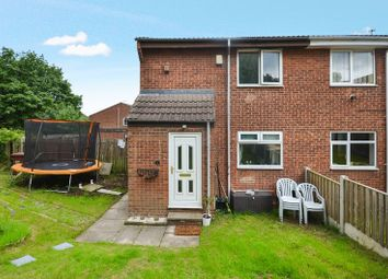 Thumbnail 1 bed flat for sale in 7 Hazel Court, Wakefield