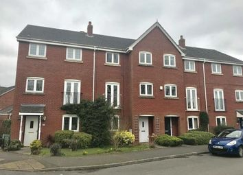 Thumbnail 5 bed terraced house for sale in Cloughwood Way, Westport Lake, Stoke, Staffs