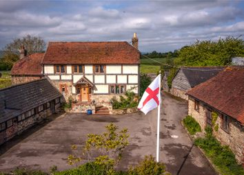 Thumbnail 3 bed detached house for sale in Lower Nash, Nutbourne Lane, Pulborough, West Sussex