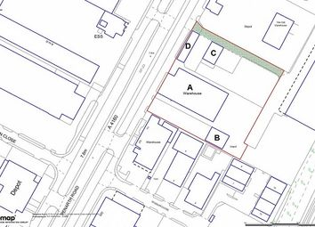 Thumbnail Land for sale in Penarth Road, Cardiff