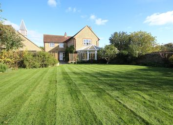 Thumbnail 4 bedroom detached house for sale in Chapel Road, Stanford In The Vale, Faringdon