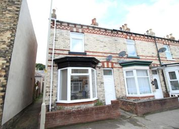Thumbnail 2 bed terraced house for sale in Park Road, Scarborough