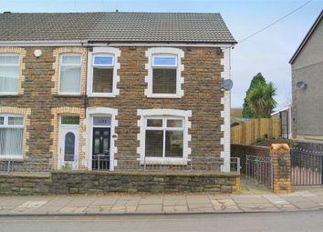 Thumbnail 2 bed semi-detached house for sale in Bridgend Road, Garth, Maesteg, Mid Glamorgan
