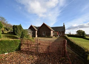 Thumbnail 2 bed detached house for sale in Gilmerton, Crieff
