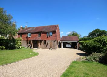Thumbnail 4 bed detached house for sale in Station Road, Buxted, Uckfield