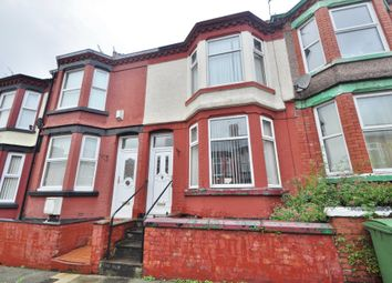 Thumbnail 2 bed terraced house for sale in Astonwood Road, Tranmere, Birkenhead