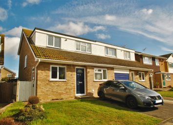 Thumbnail 3 bed semi-detached house for sale in Warwick Drive, Ramsgate, Kent