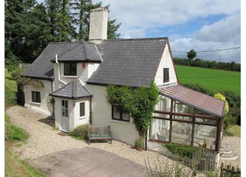 Thumbnail 4 bed detached house for sale in Holcombe Rogus, Tiverton