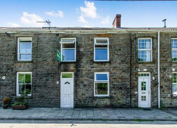 Thumbnail Terraced house for sale in Bryn Terrace, Llangynwyd, Maesteg